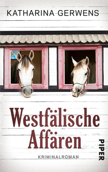 Westfälische Affären - Coverbild