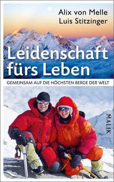 Leidenschaft fürs Leben – Gemeinsam auf die höchsten Berge der Welt - Coverbild