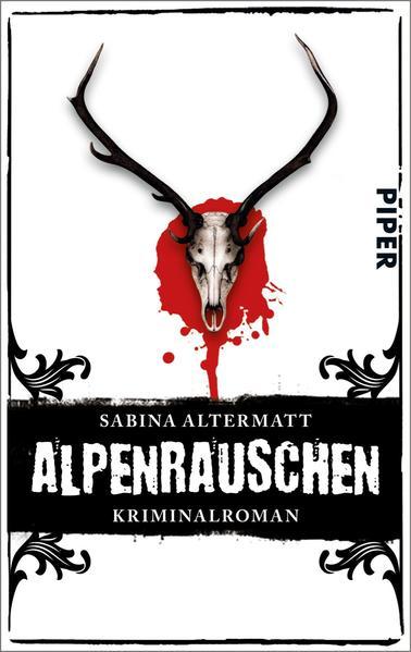 Alpenrauschen - Coverbild
