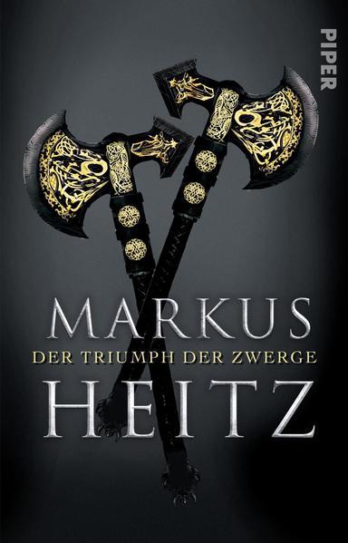 Der Triumph der Zwerge - Coverbild