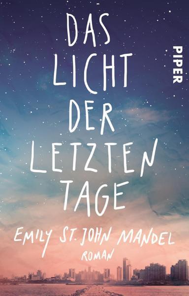 Das Licht der letzten Tage - Coverbild