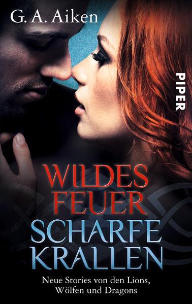 Wildes Feuer, scharfe Krallen - Coverbild