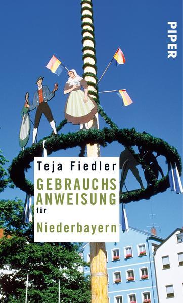 Gebrauchsanweisung für Niederbayern - Coverbild