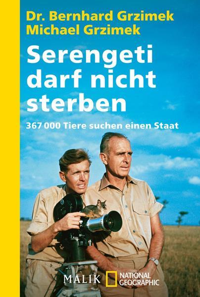 Serengeti darf nicht sterben - Coverbild