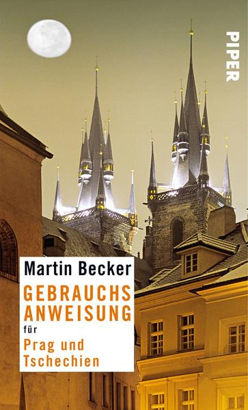 Gebrauchsanweisung für Prag und Tschechien - Coverbild