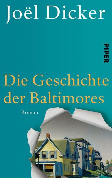 Die Geschichte der Baltimores - Coverbild