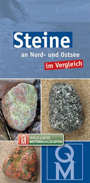 Steine an Nord- und Ostsee im Vergleich - Coverbild