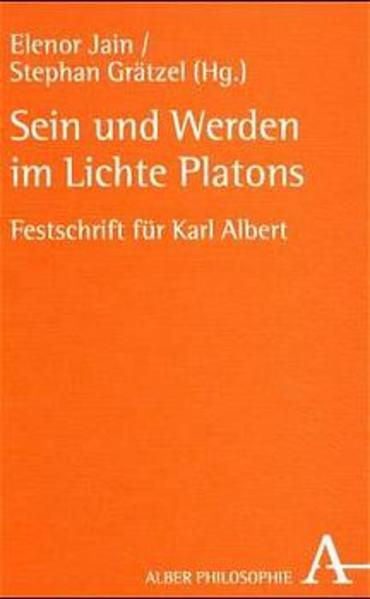 Sein und Werden im Lichte Platons - Coverbild