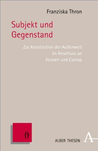Subjekt und Gegenstand Epub Ebooks Herunterladen