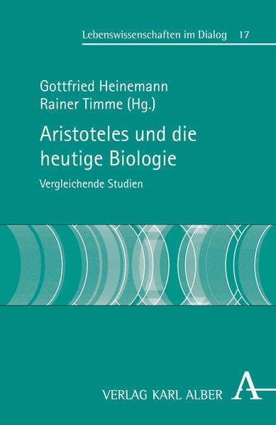 Aristoteles und die heutige Biologie - Coverbild