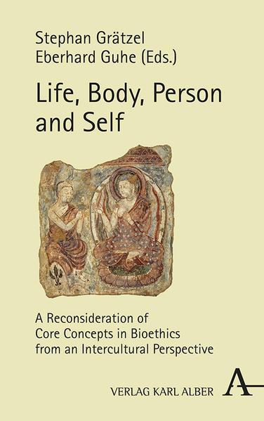 Life, Body, Person and Self - Coverbild