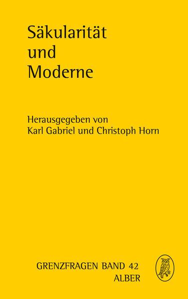 Säkularität und Moderne - Coverbild