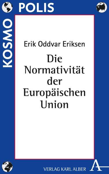 Die Normativität der Europäischen Union - Coverbild