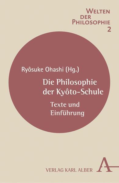 Die Philosophie der Kyôto-Schule - Coverbild