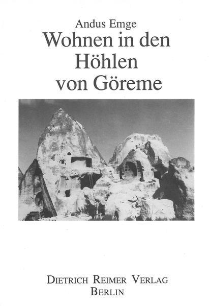 Wohnen in den Höhlen von Göreme - Coverbild