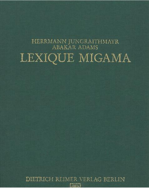 Lexique Migama - Coverbild