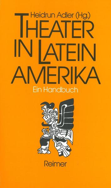 Theater in Lateinamerika - Coverbild