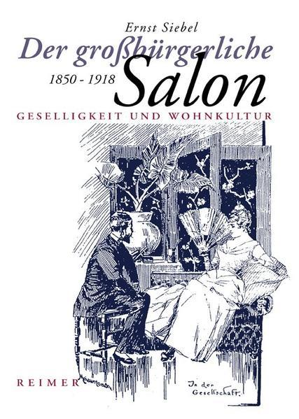 Der grossbürgerliche Salon 1850-1918 - Coverbild