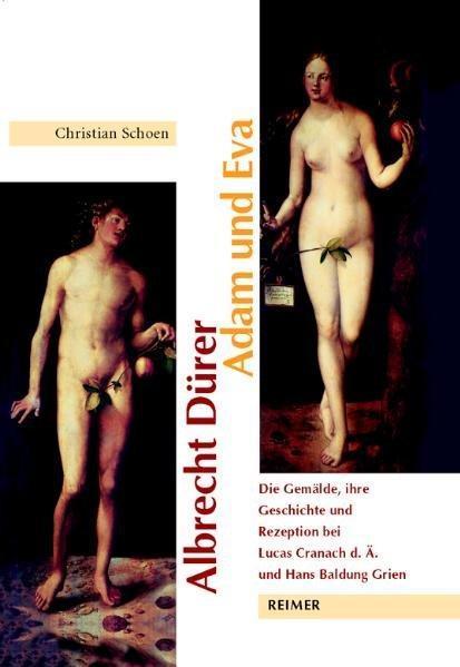 Albrecht Dürer: Adam und Eva - Coverbild