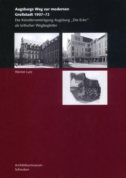 Augsburgs Weg zur modernen Grossstadt - Coverbild