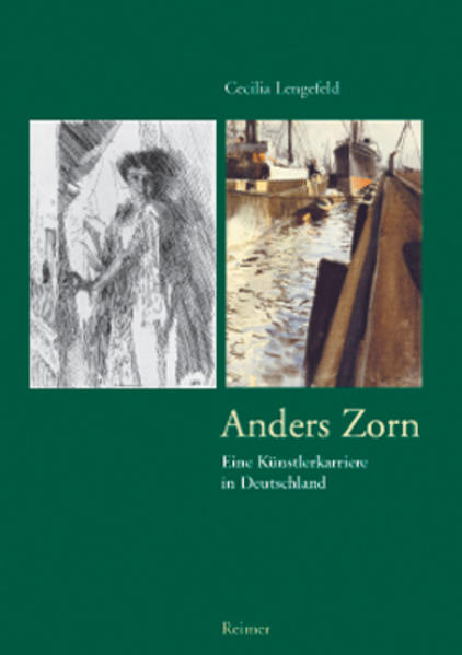 Anders Zorn - Coverbild
