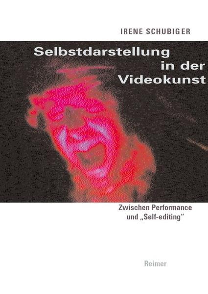 Selbstdarstellung in der Videokunst - Coverbild