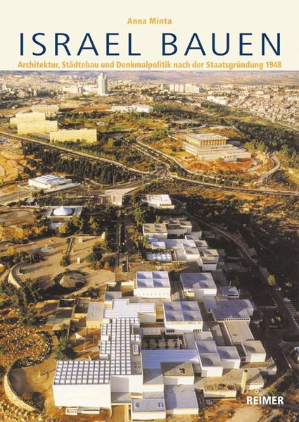 Israel bauen - Coverbild
