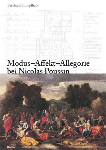 Modus - Affekt - Allegorie bei Nicolas Poussin - Coverbild