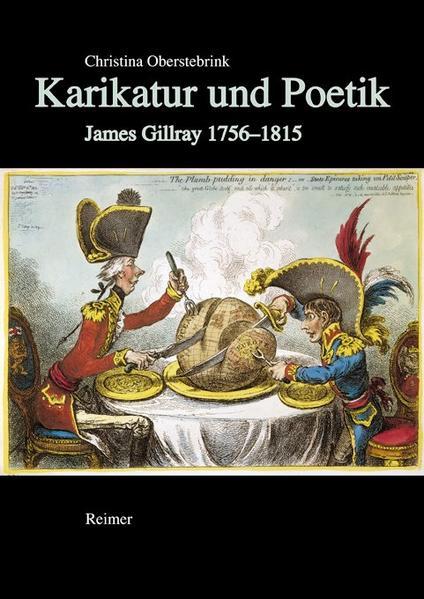 Karikatur und Poetik - Coverbild