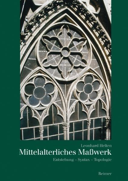 Mittelalterliches Masswerk - Coverbild