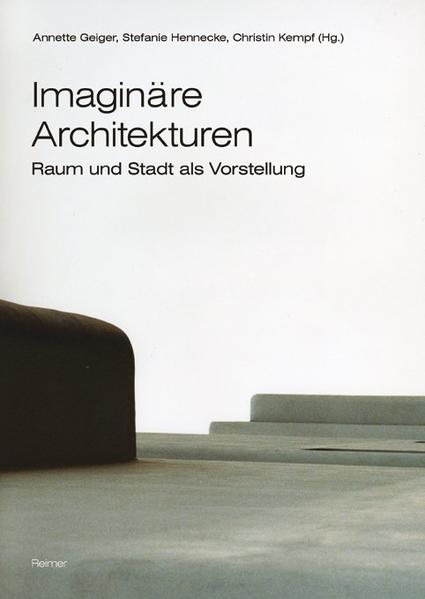 Imaginäre Architekturen - Coverbild