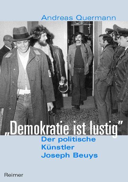 Demokratie ist lustig - Coverbild