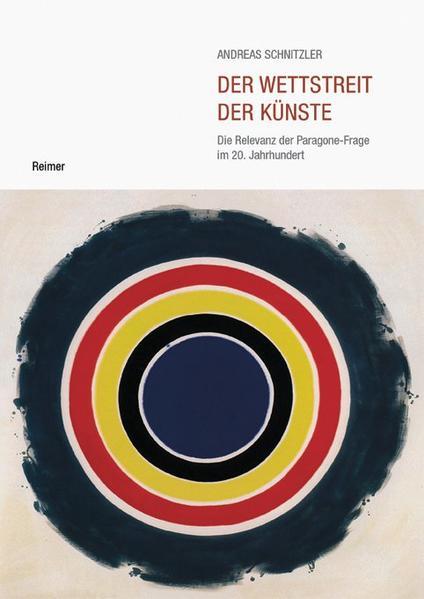 Der Wettstreit der Künste - Coverbild