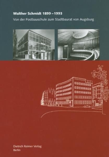 Walther Schmidt (1899-1993) - Coverbild