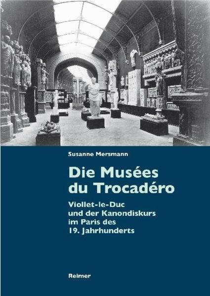 Die Musées du Trocadéro - Coverbild