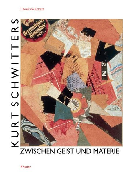 Kurt Schwitters - Coverbild