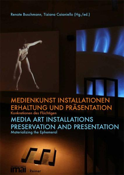 Medienkunst Installationen - Coverbild