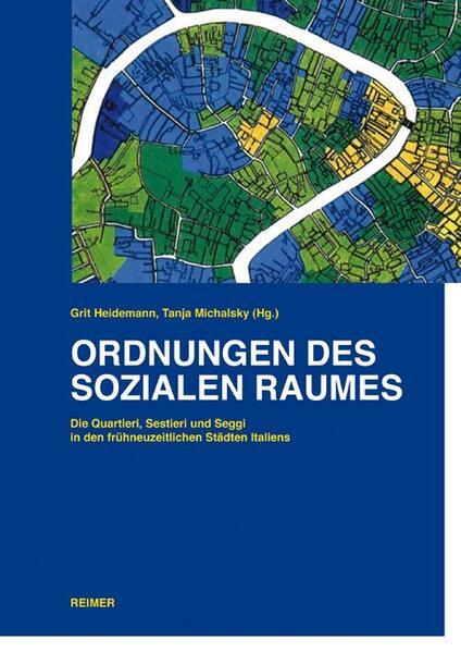 Ordnungen des sozialen Raumes - Coverbild