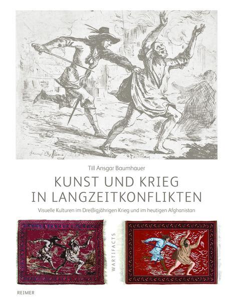Kunst und Krieg in Langzeitkonflikten - Coverbild