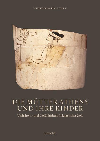 Die Mütter Athens und ihre Kinder - Coverbild