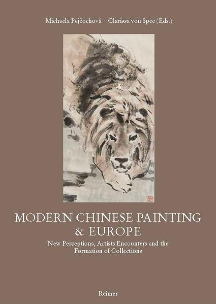 Modern Chinese Painting & Europe - Coverbild