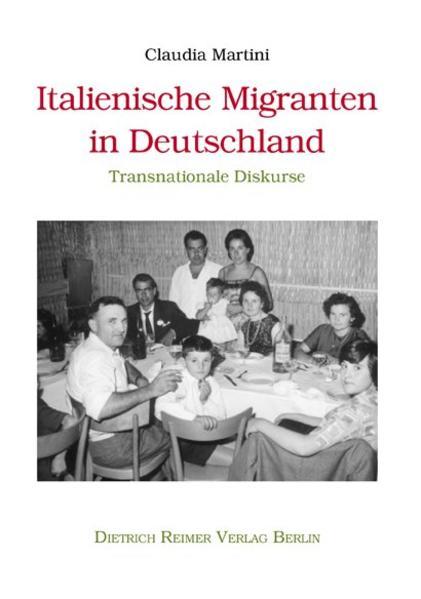Italienische Migranten in Deutschland - Coverbild