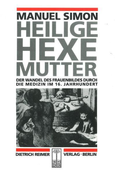 Heilige Hexe Mutter - Coverbild