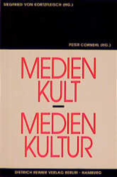 Medienkult - Medienkultur - Coverbild
