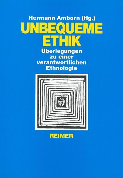 Unbequeme Ethik - Coverbild