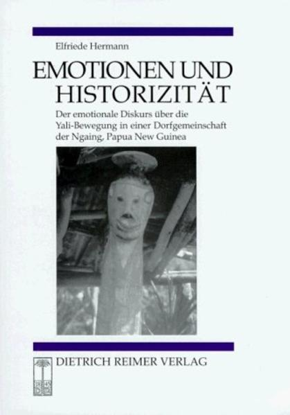 Emotionen und Historizität - Coverbild