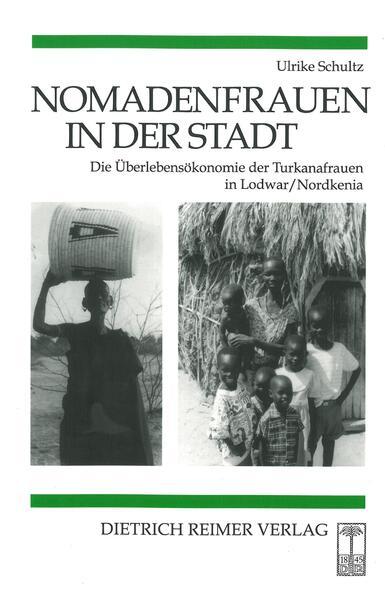 Nomadenfrauen in der Stadt - Coverbild