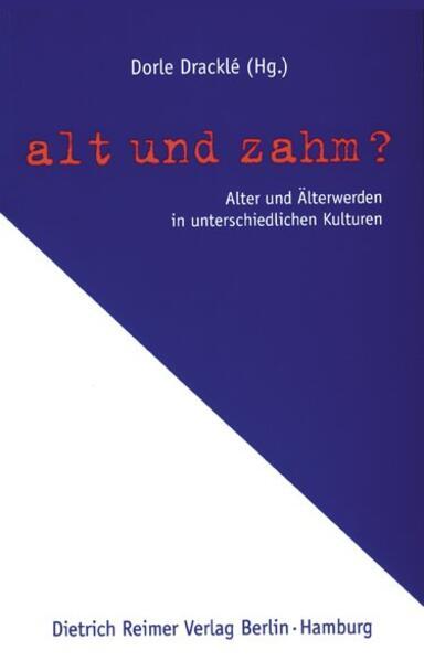 Alt und zahm? - Coverbild