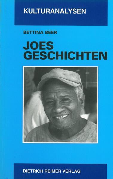Joes Geschichten - Coverbild