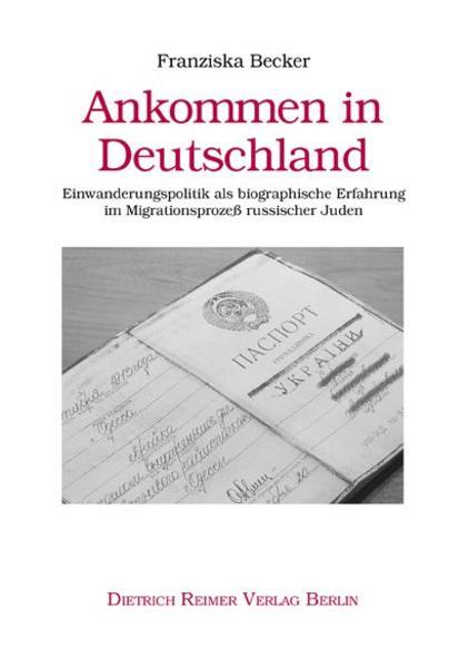 Ankommen in Deutschland - Coverbild